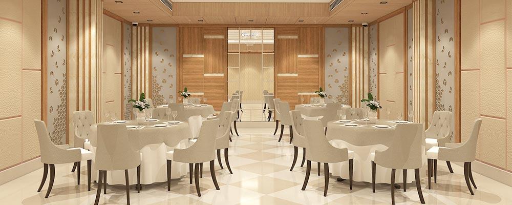 Banquet Hall Swati Hotel