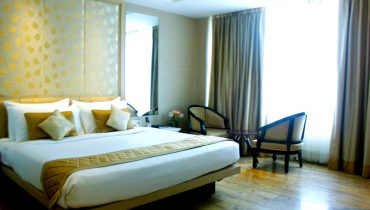 executive affordable hotel room in new delhi
